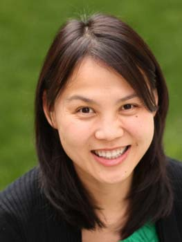 Amy Chang, Licensed Marriage and Family Therapist