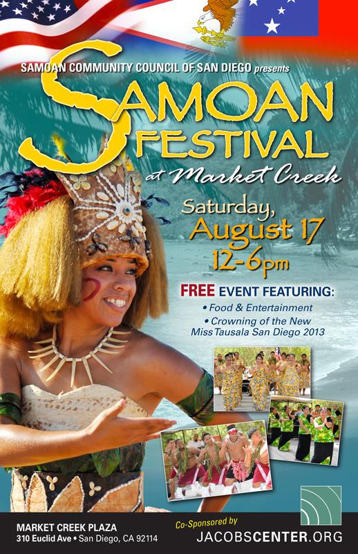 Samoan Festival 2013